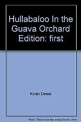 Hullabaloo in Guava Orchard (Uncorrected Manuscript)