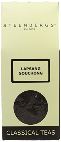 Steenbergs Lapsang Souchong 100 g (Pack of 4)