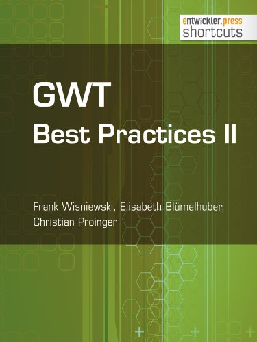 GWT Best Practices II