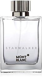 2 Pack - Starwalker by Mont Blanc Eau De Toilette Spray for Men 2.5 oz