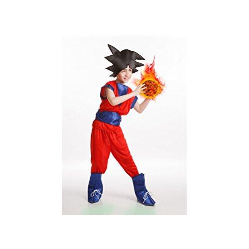 Imagen de disfraz de guerrero ninja para niño