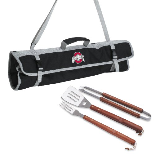 Picnic Time Ohio State Buckeyes 3-Teilig BBQ Tote -