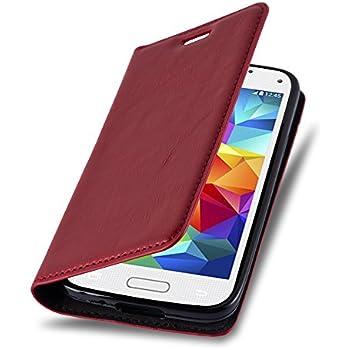 Samsung Original Etui Portefeuille Galaxy S5 Mini: Amazon.fr: High-tech