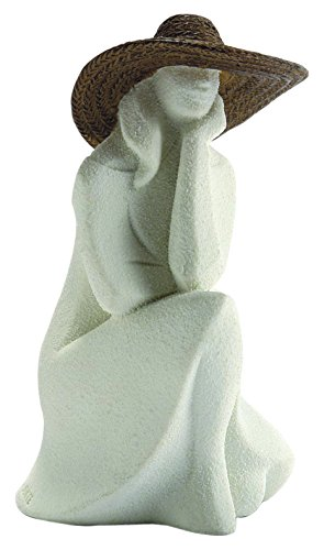 Nadal Pamela small Figure Decorative I think of you, Resin, 6.50x6.00x11.00 cm