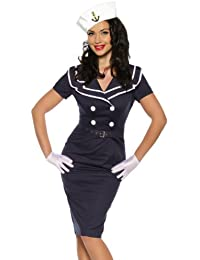Pin-Up-Vintage-Kleid