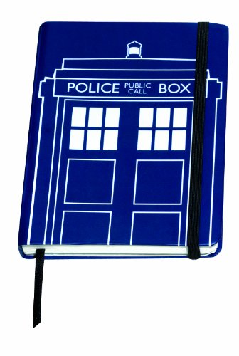 bbc-worldwide-taccuino-doctor-who-tardis-formato-a6-colore-blu