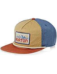 Burton - Gorra de béisbol - para Hombre Beige Ocre Talla única