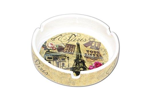 Cenicero motivo Paris