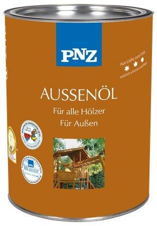Preisvergleich Produktbild PNZ Außenöl, Gebinde:0.75 Liter, Farbe:Farblos