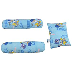 HK Baby Pillow and side Bolsters set