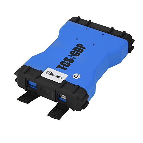 fosa KSSD0645 Lecteur de Code de Défaut Bluetooth OBD2 Outil de Diagnostic Voiture Multimarque de système TCS Pro CDP Détecteur de défaut de voiture pour voiture/camion