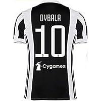 Nuevo Conjunto Equipacion Camiseta Jersey Futbol Juventus 2017-2018 Dybala  10 Replica Autorizado (6 af1b4a99a398b