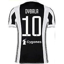 Nuevo Conjunto Equipacion Camiseta Jersey Futbol Juventus 2017-2018 Dybala 10 Replica Autorizado (6