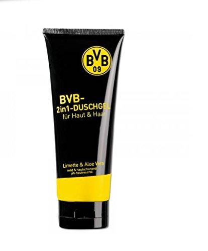BVB Borussia Dortmund 2 in 1 Duschgel Limette & Aloe Vera