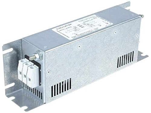 FMAC-091D-5010 Filter anti-interference three-phase 480VAC 50A SCHURTER (Motor 480v)