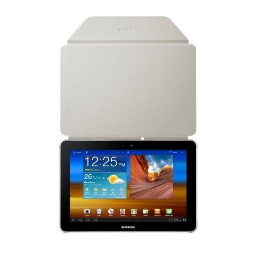 Samsung EFC-1C9NIECSTD Diary Tasche für Samsung Galaxy Tab 8.9 P7300, P7310(P7300, P7310) ivory