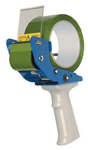 Lärm reduzierende Pistolengriff Klebebandabroller, pd728Für 50mm breit 75mm Core Tape