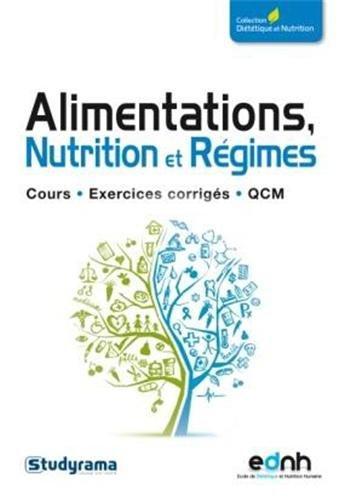 Alimentations nutrition et régimes : Co...
