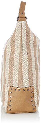 More & More Tessa Beutel 40012 7075 M16 Damen Henkeltaschen 38x36x11 cm (B x H x T) Beige (sand 7075)