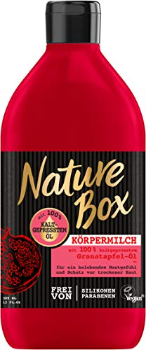Fragrance Free Body Care Lotion (Nature Box Body Lotion Granatapfel, 385 ml, 3er Pack (3 x 385 ml))
