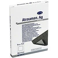 Atrauman Ag Salbenkompresse, steril 5 x 5 cm (10 Stck.) preisvergleich bei billige-tabletten.eu