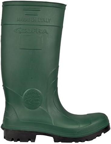 Cofra 00010 – 047.w45 Talla 45 S5 Ci SRC – Zapatillas de Seguridad Nueva Hunter – Verde