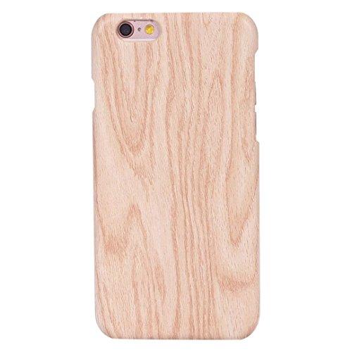 iPhone Case Cover Cover Case iPhone 6 / 6S, beau modèle de grain de bois traditionnel Cover iPhone 6 / 6S ( Color : B , Size : Iphone 6/6s ) E