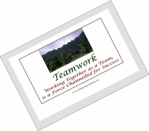 team-work-gift-card-experience-the-power-of-team-spirit-on-a-daily-basis-water-resistant-personal-or