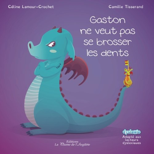 Gaston ne veut pas se brosser les dents