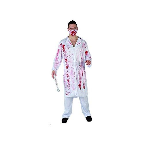 ATOSA-12269-Kostüm--Kostüm Arzt-Verrückt - Verrückte Arzt Kostüm
