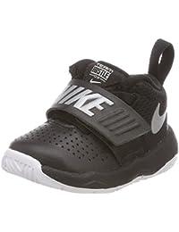 finest selection 0d0f0 cc2f3 Nike Team Hustle D 8, Scarpe da Basket Unisex – Bambini