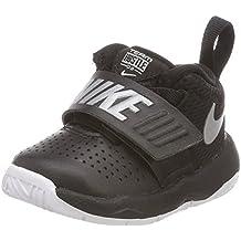 Nike Unisex Baby Tanjun (TDV) Hausschuhe, Schwarz (Black/Black 001), 19.5 EU