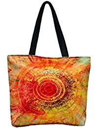 Vj's Ladies Hand Bag With Multi Color (12 Inch * 10 Inch) - B079HY1MR1