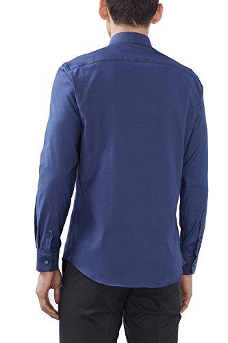 ESPRIT Collection Camicia Uomo Blu (bright Blue 410)