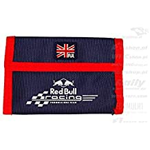 Pepe Jeans London Red Bull Racing Wallet, Billetera,, red bull racing F1Team, Ricciardo kvyat