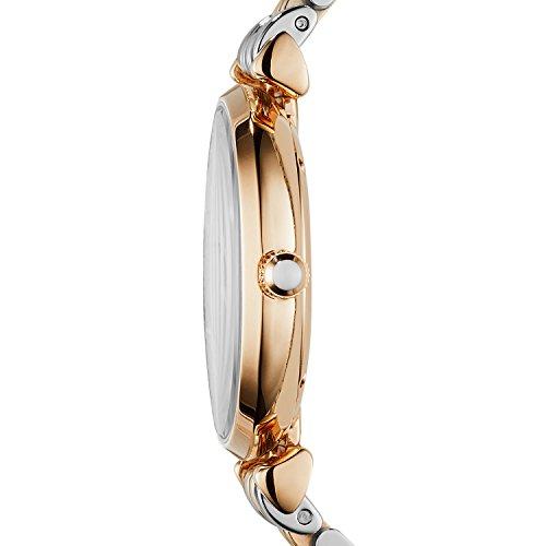 Emporio Armani Damen-Armbanduhr Analog Quarz Edelstahl AR1840 - 2