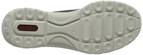 Rieker L3203-00, Sneakers Basses Femme Noir (00)