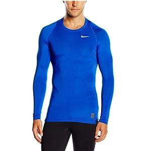 Nike Herren Pro Cool Kompressionsshirt Langarm