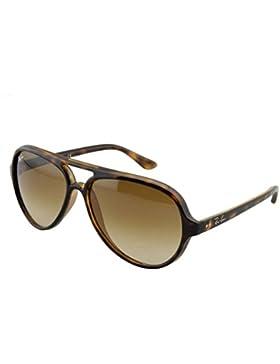 Ray-Ban CATS 5000 Aviator Sunglasses in Havana