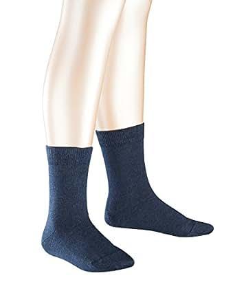 Falke - Chaussettes - Mixte Enfant - Bleu - Taille  35-38