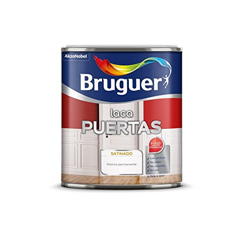 Laca para puertas Bruguer Blanco Roto
