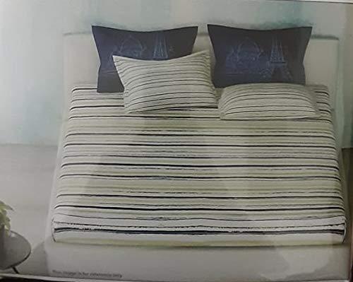 2M Kids Baby Plush Crib Car Bed Linen Cot Braid Pillow Pad Protection JIU