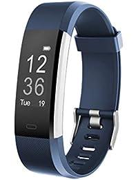 Sporting Ip68 Wasserdicht Pedometer Smart Blutdruck Monitor Herz Rate Fitness Tracker Schrittzähler Läuft Schritt Zähler Bt Handgelenk Uhr Sport & Unterhaltung
