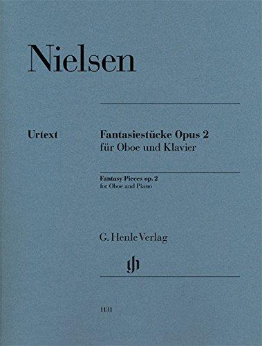 Fantasiestücke op. 2 für Oboe und Klavier