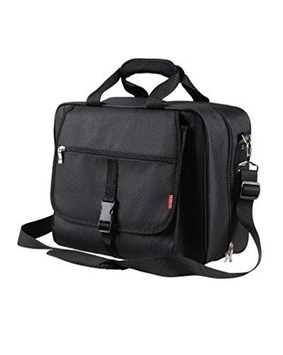 XBox One Transportasche Spielekonsole Konsole Bag Tasche Console mit Kinect Tragetasche,einfache Durchführung, Reise-Etui (schwarz). xbox one Console with Kinect Carry Bag with Kinect Carry Bag / Case And Kinect (Black Color)