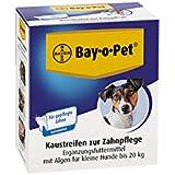 Bayer Moth Guard 33266 Bay·o·Pet Zahnpflege Kaustreifen kleiner Hund 140 g