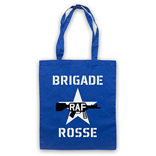 Inspiriert durch Brigade Rosse As Worn By Joe Strummer Inoffiziell Umhangetaschen Blau