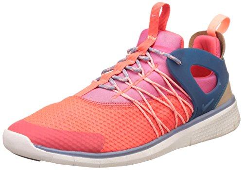 NIKE Sneaker Unisex Laufschuhe Free Viritous Rot 725060 600 Rot