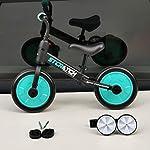 Y-Bikeee-Bici-per-Bambino-2-in-1-Giro-in-Bici-per-Bambini-4-4-6-6-Anni-per-Ragazze-Ragazzi-Boys-Nessun-Pedale-Sport-A-Piedi-Bambini-Bilancia-Bicicletta-Bicicletta