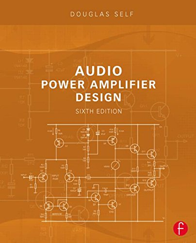 Audio Power Amplifier Design por Douglas Self